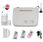 Wireless GSM intelligent alarm system FS-AME501