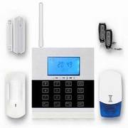 Wireless Touch Keypad GSM Alarm System FS-AM231