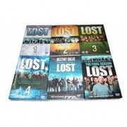 Lost Complete Seasons 1-6 DVD Boxset