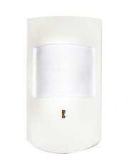 Wireless Intelligent Pet Immune Motion Detectors with lion-battery FS-