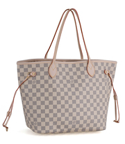 Louis Vuitton Damier azur canvas op handles Save: 57% off