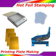 UV Exposure Photopolymer Letterpress Plate Making DIY