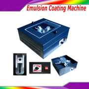 Automatic Emulsion Coating Machine Coater Steel Plate Making