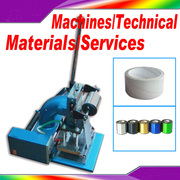 Hot Foil Stamping Machine Emboss Business Card Foil Paper