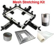 Screen Stretching Screen Printing Plate Making Kit