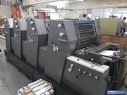 Offset Press Heidelberg Printmaster PM GTO 52-4