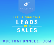 WOW!!!! Great challenge,  Your leads turn Into sales
